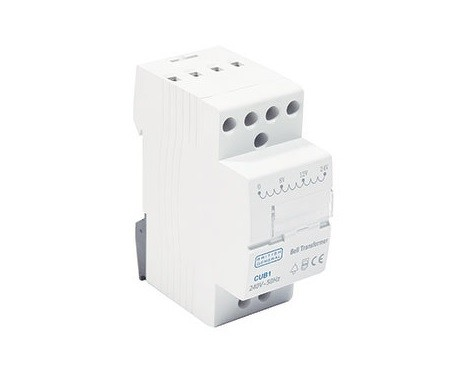 BG CUB1 BELL TRANSFORMER TAKES 230V DOWN TO 8-24V