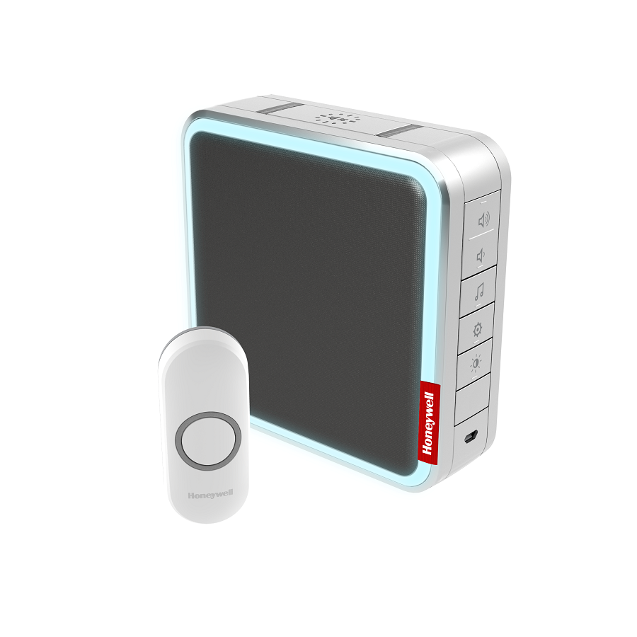 DC917NG | Honeywell Series 9 Wireless Doorbell | The Electrical Showroom