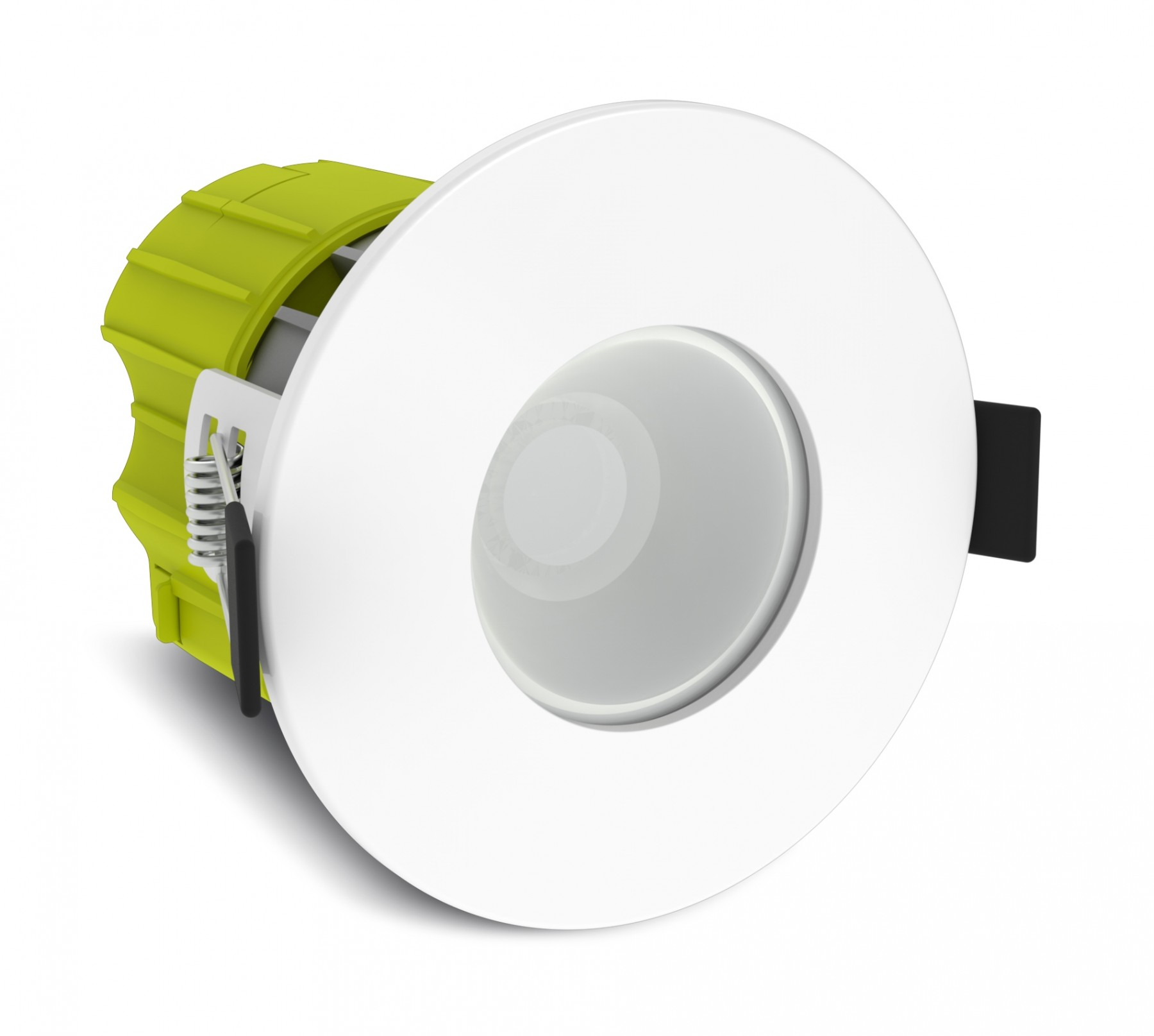 sports shoes 8daaf 40611 Luceco F Type, 6W, Cool White, Fire Rated Downlight