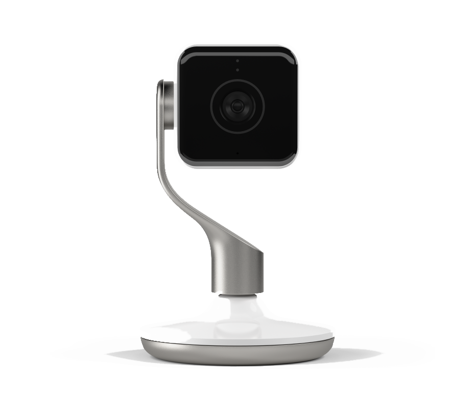 hive view indoor security camera white motion sensor night vision camera