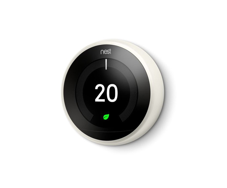 LEARNING THERMOSTAT SMART HOME CONTROL