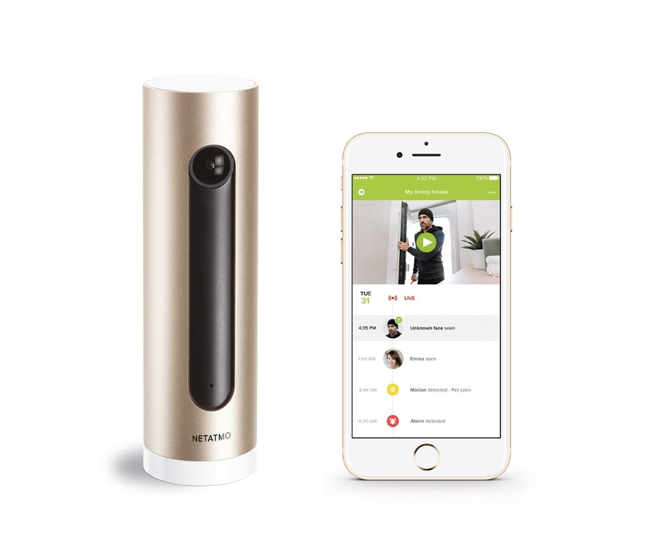 Netatmo Indoor Security Camera