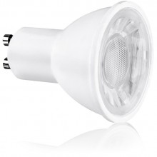 Enlite LED GU10 5W Dimmable Spotlight, Wide Beam Angle, Cool White
