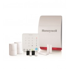 Honeywell HS331S Wireless Home Alarm with Intelligent Control