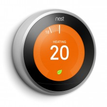 TEMPORARILY OUT OF STOCK - AVAILABLE FOR BACK ORDER - (More Due 04/12/2018) - Nest® T3010GB Learning Thermostat - 3rd Generation - OBSOLETE PLEASE SEE T3028GB