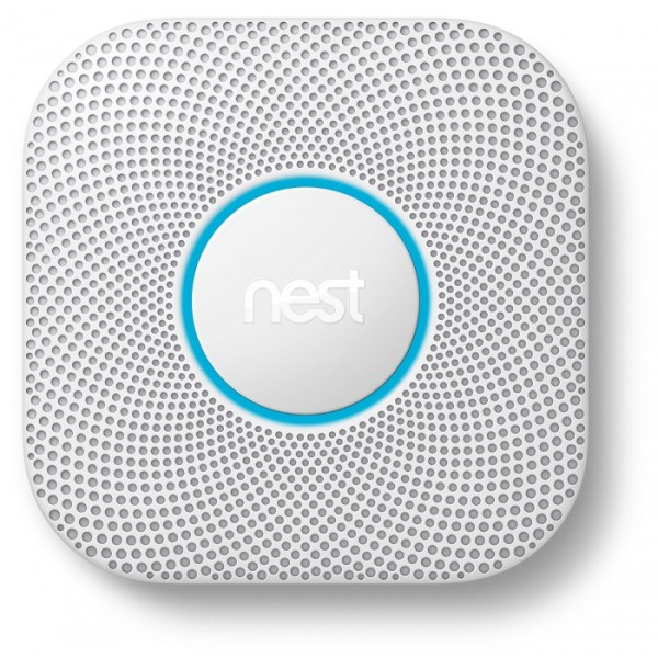 Nest® Protect 2nd Generation Smoke & Carbon Monoxide Alarm, Wired
