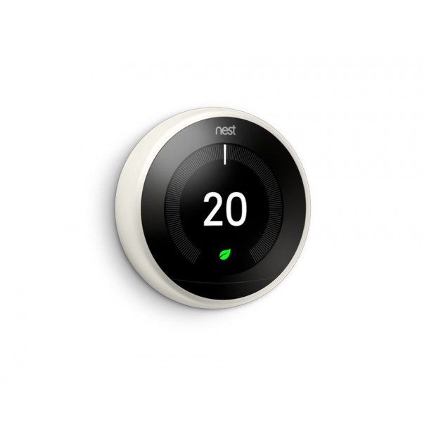 Nest® Learning Thermostat - 3rd Generation, White