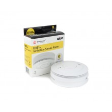 Aico Ionisation Smoke Alarm - Mains Powered with Lithium Back-up, RadioLink +