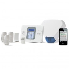 SecuPlace Wireless Alarm Kit With Sounder
