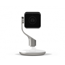 OUT OF STOCK Hive View Indoor Security Camera With Night Vision And Motion Detection, White