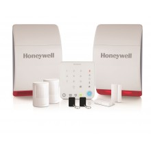 Honeywell HS342S Wireless Home and Garden Alarm with Intelligent Control