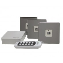 MiHome Smart Switch Bundle, Chrome