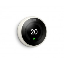 Nest® T3030EX Learning Thermostat - 3rd Generation, White(CURRENTLY OUT OF STOCK)