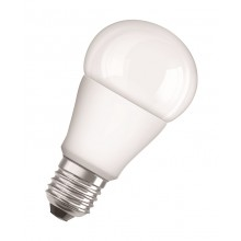 Osram Parathom Classic LED GLS Bulb, E27 6W Dimmable, Warm White, Frosted
