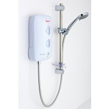 NO LONGER AVAILABLE Redring Expressions Revive Plus Electric Shower 7.2kW - (Discontinued)